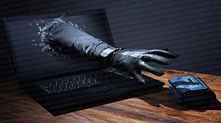 کلاهبرداری اینترنتی: