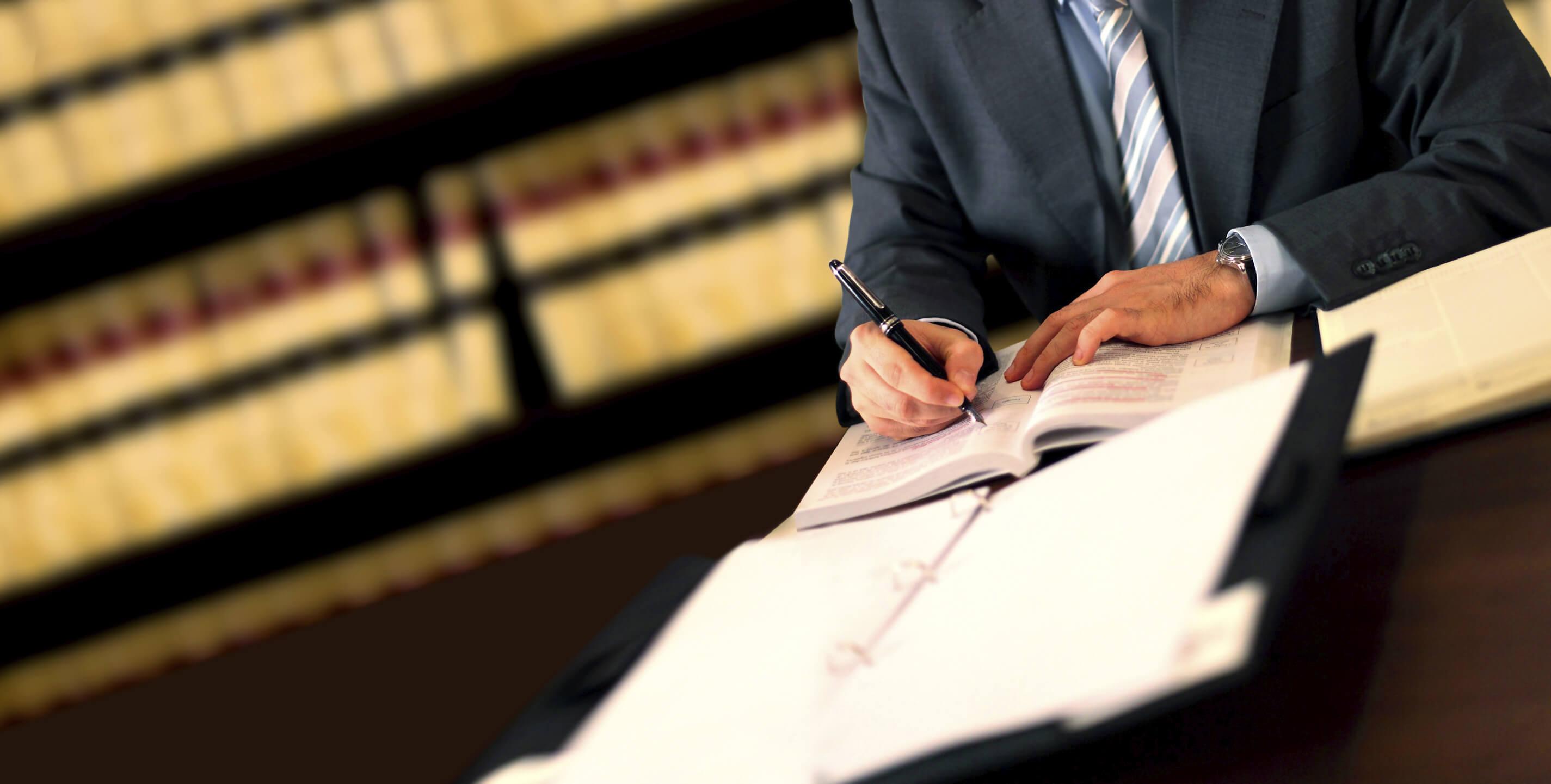 وکیل انتخابی ما باید دارای تخصص لازم باشد