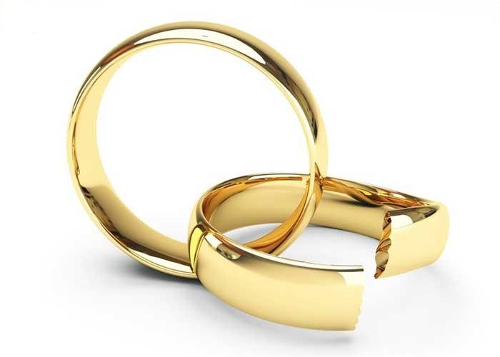 مراحل طلاق با درخواست مرد 3 مرحله می باشد.