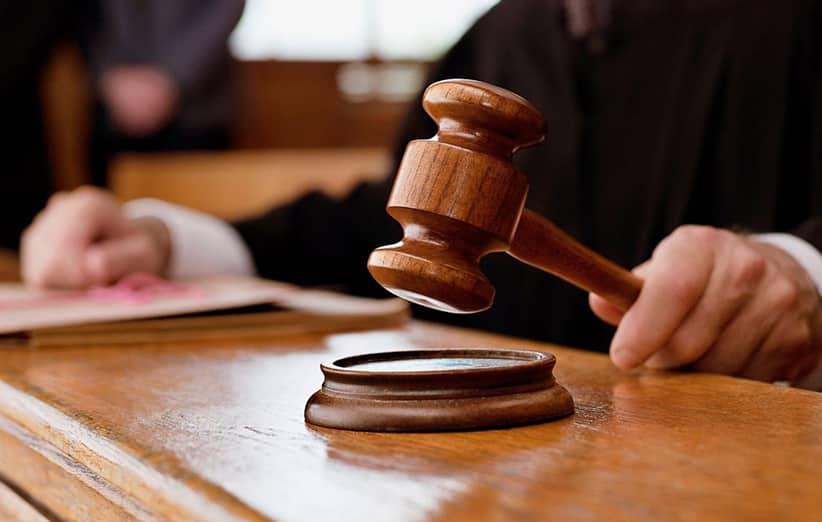 شکایت ها در دادگاه